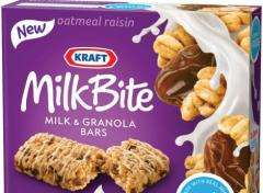 Oatmeal Raisin Kraft Milkbite Milk &
