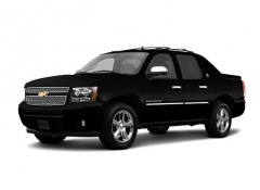 2013 Chevrolet Avalanche 4WD LTZ Truck
