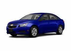 2013 Chevrolet Cruze LS Car
