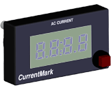 Auto-ranging 4 digit LCD Display with alarm