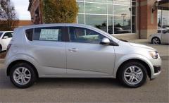 2013 Chevrolet Sonic LT Car