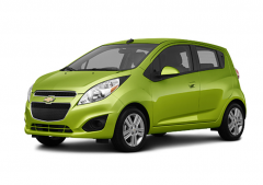 2013 Chevrolet Spark LS Car