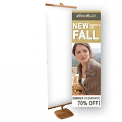 Bamboo Deluxe Banner Replacement Graphic