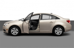 2012 Chevrolet Cruze Sedan LS Car