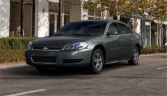 2013 Chevrolet Impala LS Car