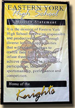 Mission Statement Banners