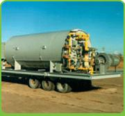 Thermal Fluid Heating Systems