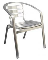 Aluminum Ladder Back Chair