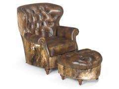 Bastien Stationary Chair 8-Way Tie