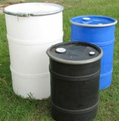 Open Head Polyethylene Drums