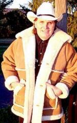 Men's Country Marlboro Shearling Coat