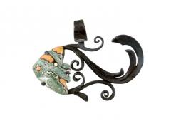 Handmade Iron Jewelry