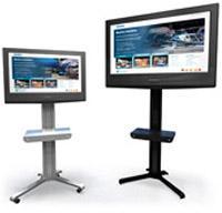 Large Monitor Station