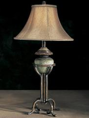 Pair Room Group Lamps