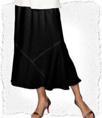 Tencel Panel Skirt