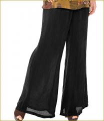 Georgette Belle Palazzo Pant