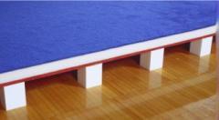 Foam Block Floors
