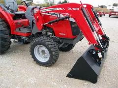 Tractors - 40 HP to 99 HP 2012 Massey-Ferguson