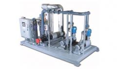 Cold Ammonia Flow Control Modular Package