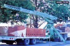 Model 110 Series (110-26 and 110-35) Crane