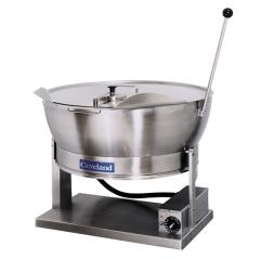 SET15: Braising pan, tilting skillet
