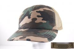 5 panel, high profile cap