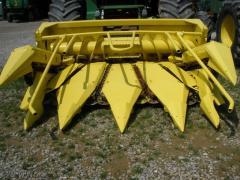 1996 John Deere 666R - Forage Harvester Heads