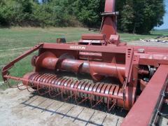 2001 Hesston 7500 - Forage Harvesters - Pull-type