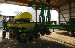 2011 John Deere 1770NT - Planting &