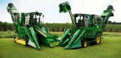 Sugar Harvesters