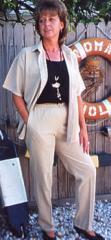 Woman's Long Pants