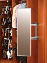 Mirror Pullout for Closet