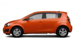 2013 Chevrolet Sonic Hatch 1SD Car