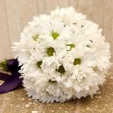 Daisy Cluster Hand Tied Bouquet