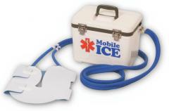 Mobile ICE cold therapy systems
