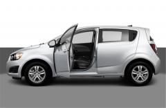 2013 Chevrolet Sonic Hatch 1SB Car