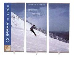 Pronto Banner Stands