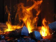 Opti-myst Electric Fireplace