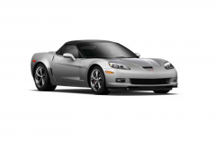 2011 Chevrolet Corvette Convertible Grand Sport