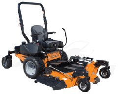 FZ22K Front Deck Mower