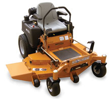 CZR2652B Mid Deck Zero Turn Mower