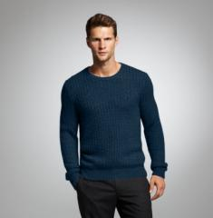 Chunky Crewneck Sweater