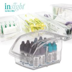 InSight® Ultra-Clear Bins