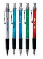 Curvy Clip Ballpoint Pen