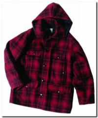Classic Button Mackinaw Jacket