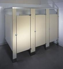 Global black-core phenolic partitions