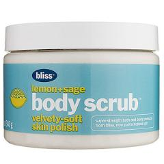 Bliss Lemon+Sage Body Scrub