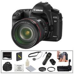 Canon B&H Kit EOS 5D Mark II Camera with