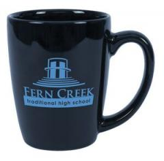 12 Oz. Ceramic Challenger Coffee Mug