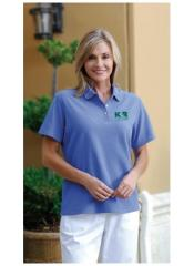 Ladies Short Sleeve Polo Shirt